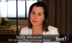Nielsen Prepping Platform For Addressable TV, Ad Decisioning