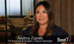 Comcast's Zapata: Data-Driven Outperforms Constricted TV Buys