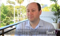 Ad Buyers Need Video Scores: MediaMath's Fisher
