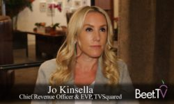 Local TV Advertisers Find Results In Measurement: TVSquared's Kinsella
