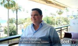 Data Fuels Live TV 2.0: Univision's Mandala