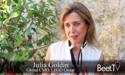 Marketing Needs Adaptive Evolution, Says LEGO Group's Goldin