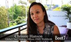 Cause Versus Purpose Marketing With OMD's Hanson